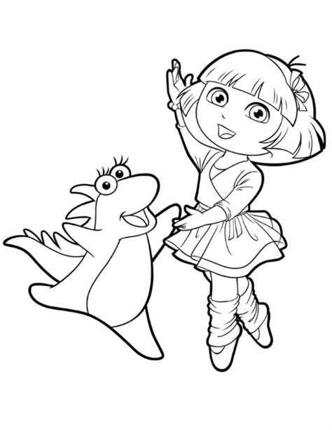 dora mermaid coloring pages dora coloring lots of dora coloring pages and printables