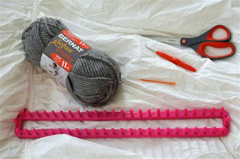 infinity knitting loom the most amazing tutorial how to use a knitting loom to