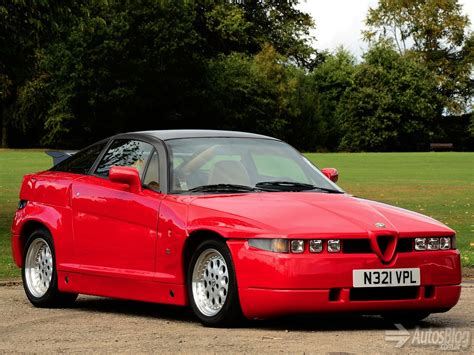 1989 alfa romeo sz related infomation specifications