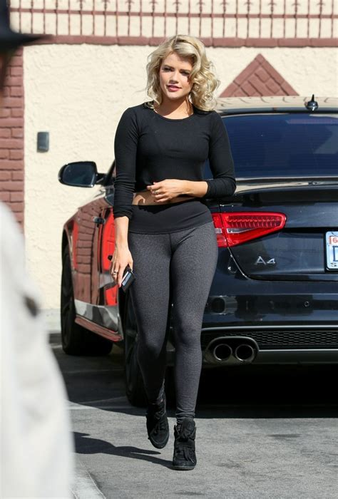 Witney Carson Dwts   witney carson photos photos celebs at dwts rehearsals