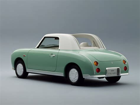 nissan figaro nissan figaro concept 1989 old concept cars