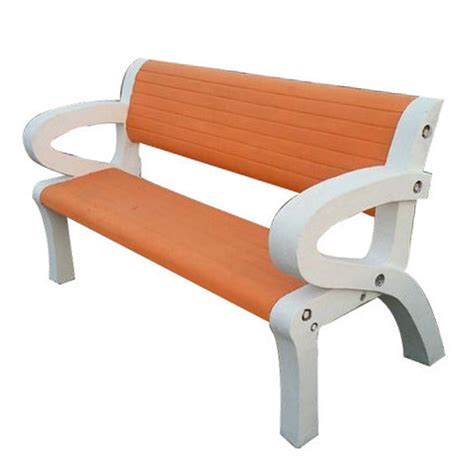 cement bench concrete garden furniture rcc garden bench with arm rest