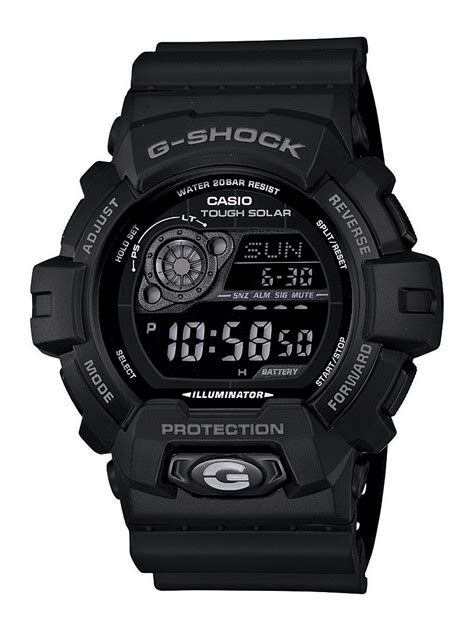 G Shock Gr8900a 1dr Black Rubber casio reveals g shock gr8900a and g8900a series digital