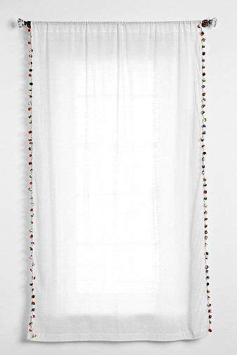 Pom Pom Curtain Panels Inspiration Pom Poms Craft Bunting Pom Poms Garlands Tassels Pinterest Pom Poms Sheer Curtains