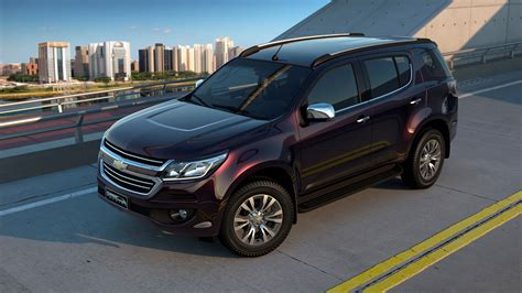 new chevrolet gm reveals the new trailblazer in brazil motorchase