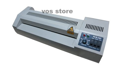 Mesin Laminating a3 size laminator laminate machine pcii 340
