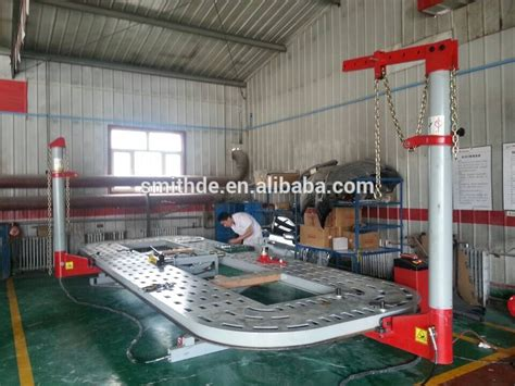 car bench frame machine for sale s1l panel beating equipment car bench chassis