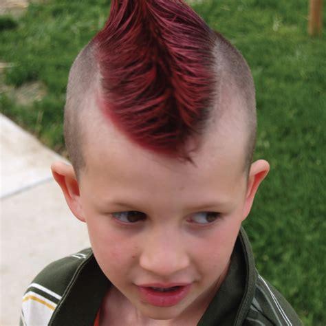 model rambut yang diwarnai bila anak minta rambut diwarnai