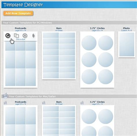 icing images launches  template designer edible printing software