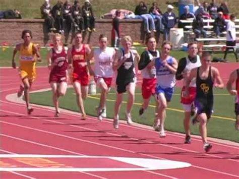 800 meters to high school 800 meter run
