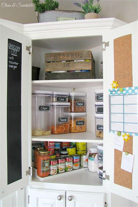 8 steps to an organized kitchen february hod clean and