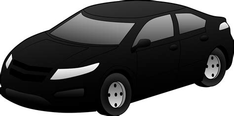 cartoon sports car black and white clip art of car clipart image cliparting com