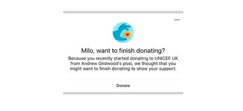 The Mixed Blessing Of Donations by S New Fundraising Button Offers Charities Mixed