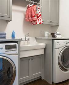 Laundry Room Sinks Interior Design Ideas Home Bunch Interior Design Ideas