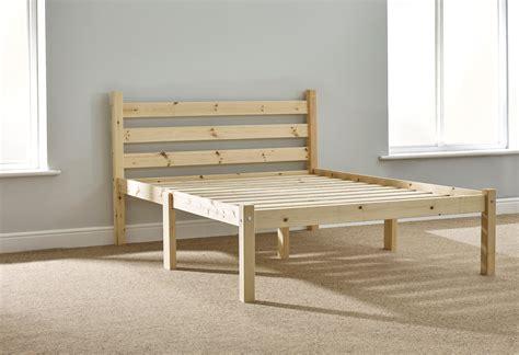 Somerset 6ft Super Kingsize Solid Pine Heavy Duty Bed Frame 6ft Bed Frames