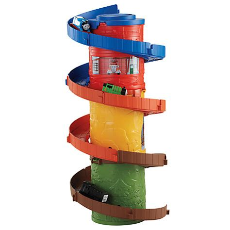Friends Take N Play Spiral Tower Tracks With Cdn01 buy fisher price friends take n play spiral tower tracks assorted lewis