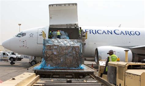 africa airfreight   carriers adjust  challenges