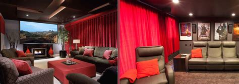 soundproof curtains for home theater home theater acoustical curtains