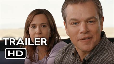 mobile movies downsizing by matt damon and christoph waltz downsizing official trailer 1 2017 matt damon christoph waltz sci fi movie hd youtube