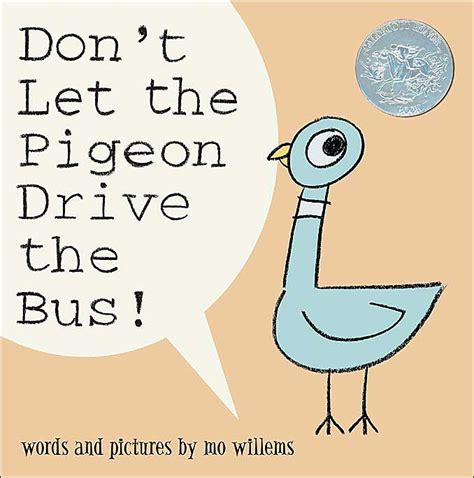don t let the pigeon drive the bus stevereads