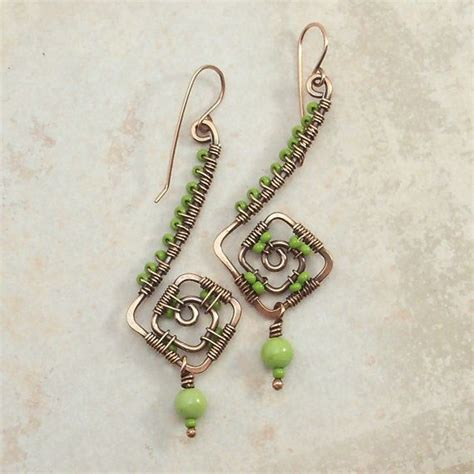 Handmade Copper Jewelry Designs - best 25 handmade copper jewelry ideas on