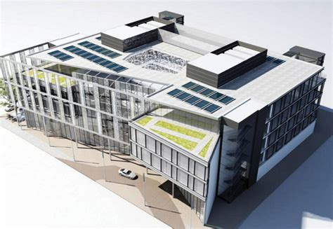Subsea 7 Office by Galliford Try Bags 163 39m Surrey Office Construction