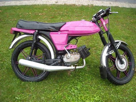 Versicherung Motorrad 80ccm by Puch Monza N 50 Sl