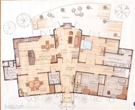 Universal Home Design Floor Plans by Universal Design Floor Plans Universal Design Bathrooms