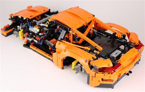 Lego Porsche Gt3 Aufkleber by Lego Technic Porsche 911 Gt3 Rs 42056 Box 3