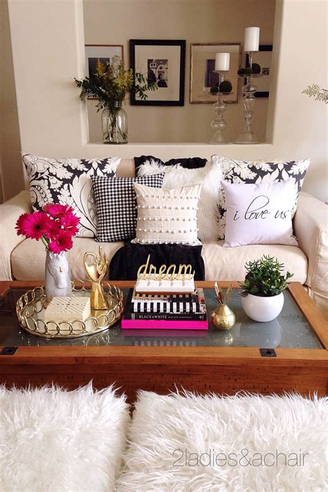 how to decorate your coffee table with grace and style decorate with style 16 chic coffee table decor ideas