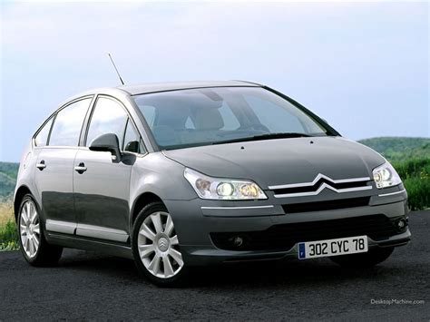 Citroen C4 by Car Wallpapers Citro 235 N C4