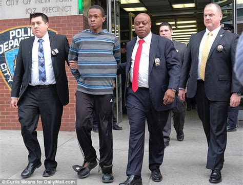 Prior Arrest Records Arrest Chanel Lewis In Strangling Of Nyc Jogger Vetrano