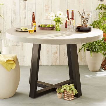 round table anderson anderson solid wood expandable dining table raw acacia