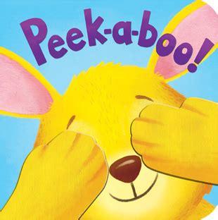 Peek A Boo by Peek A Boo 5 Minutes For Books