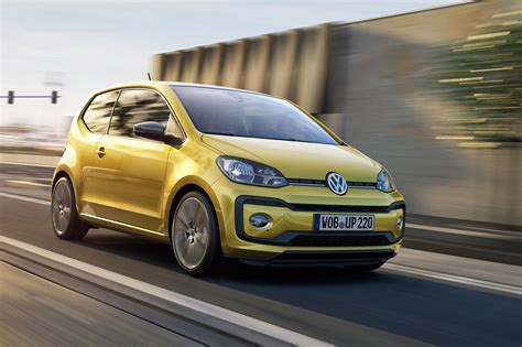 volkswagen up yellow vw up gets a facelift a nipped tucked up for 2016 by car