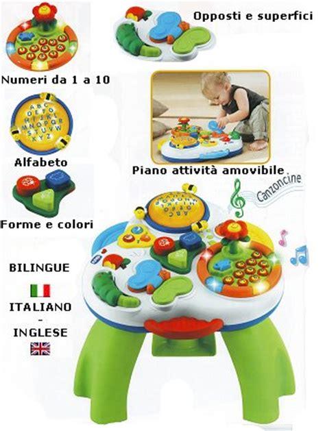tavolo elettrico il giardino delle parole chicco