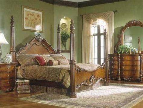 4 poster bedroom sets ornate antique beds and bedroom sets for an opulent old