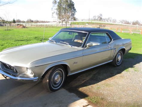 1969 ford mustang grande coupe 102993 1969 mustang grande for sale