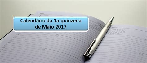 Calendã Dos Vestibulares 2018 Agenda Da 1a Quinzena De Maio De 2017 Vestibular1