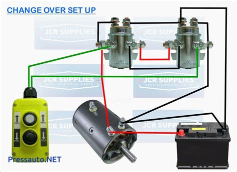 winch solenoid wiring diagram related keywords pressauto net