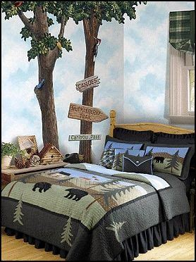 bear themed home decor lodge cabin log cabin themed bedroom decorating ideas