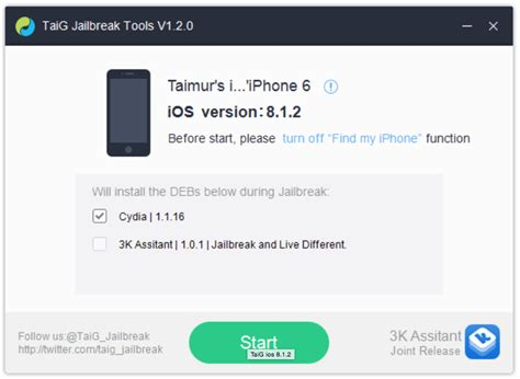 taig jailbreak almost instantly updated for ios 8 1 2 available now 9to5mac