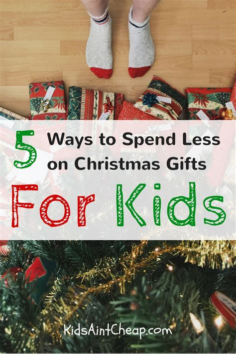 5 ways to buy cheap christmas gifts for kids kids ain t