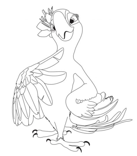 coloring page rio brazil coloring pages