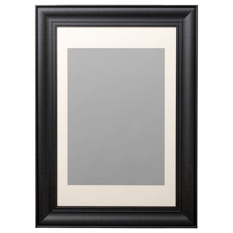 photo frames skatteby frame black 61x91 cm ikea