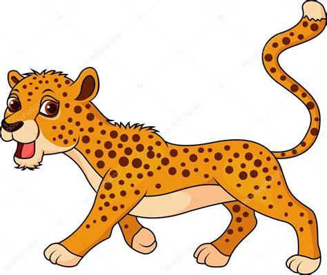 imagenes de un jaguar en caricatura dibujos animados de la mona chita vector de stock