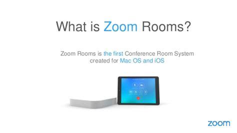 zoom room zoom room overview