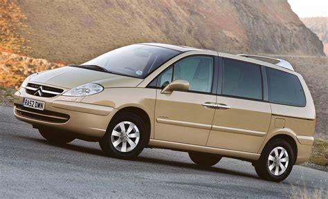 Citroën C8 Estate (2003   2010) Photos   Parkers