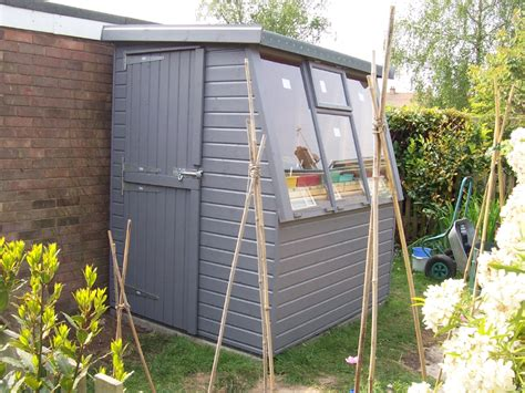 The Range Sheds by Iow Garden Shed Centre Hshire Pent Potting Shed Range