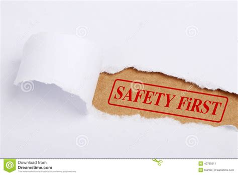 safety first stock image image 35138181 safety first stock photo image 40790511